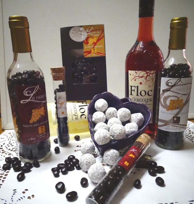 Chocolats Auch Gers 32