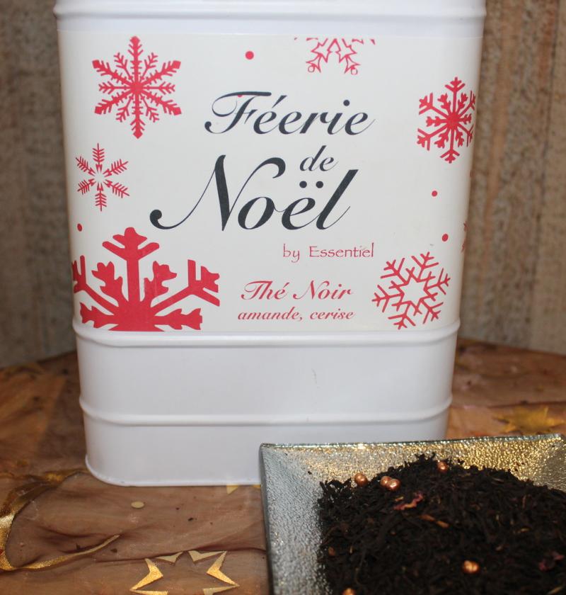 Thé de Noël Les Délices de Constance Auch Gers 32